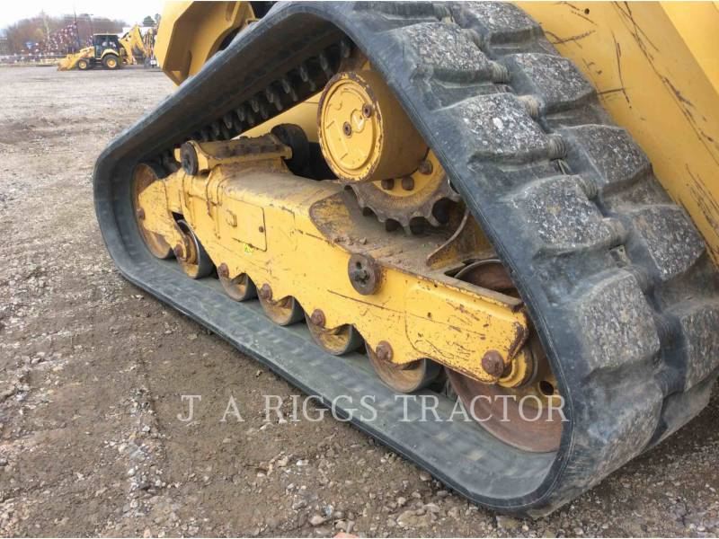 CATERPILLAR SKID STEER LOADERS 289D AH equipment  photo 15