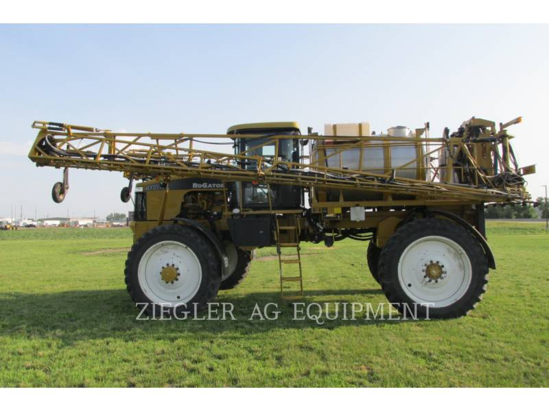 AG-CHEM SPRAYER 1286C equipment  photo 7