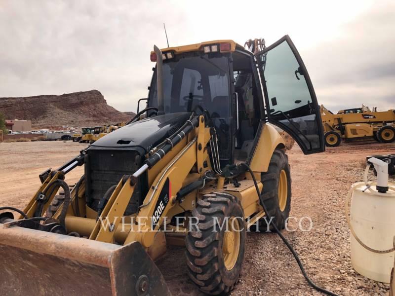 CATERPILLAR CHARGEUSES-PELLETEUSES 420E ITETH equipment  photo 1