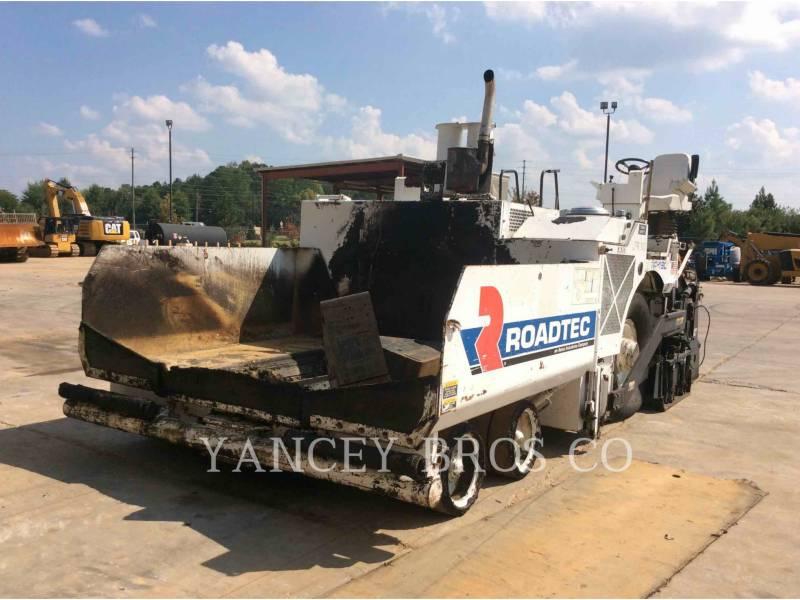 ROADTEC PAVIMENTADORA DE ASFALTO RP190 equipment  photo 3