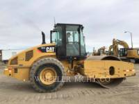 Equipment photo CATERPILLAR CS74 UNIVERSALWALZEN 1