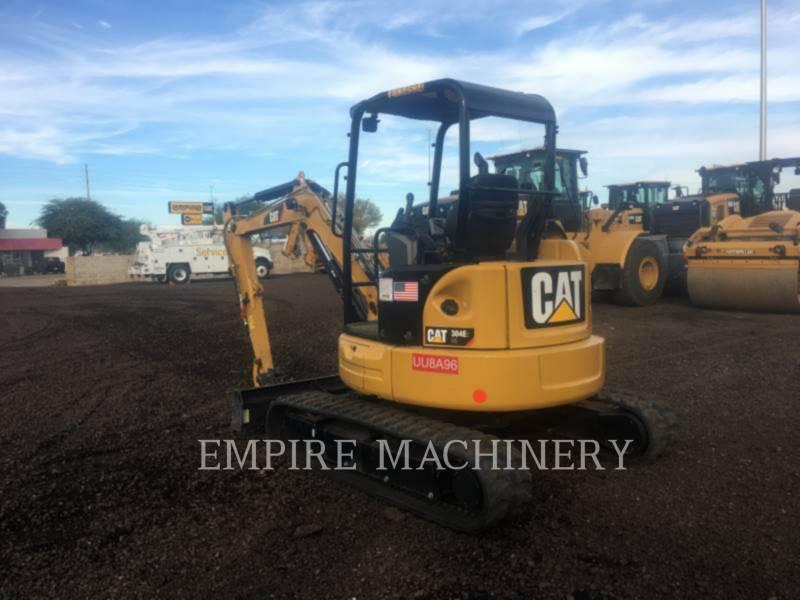 CATERPILLAR トラック油圧ショベル 304E2CR equipment  photo 3