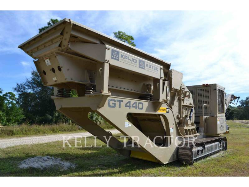 KOLBERG CRUSHERS GT440 equipment  photo 3