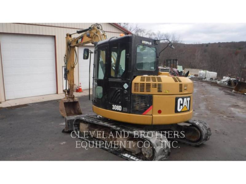 CATERPILLAR PELLES SUR CHAINES 308DCRSB equipment  photo 5