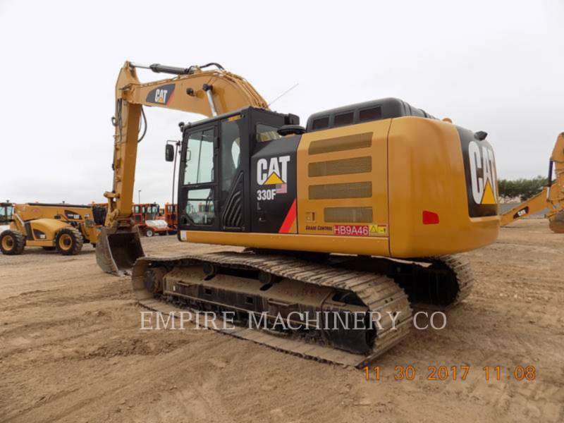CATERPILLAR EXCAVADORAS DE CADENAS 330FL    P equipment  photo 3