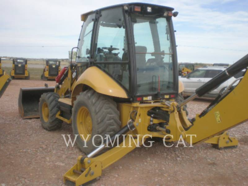 CATERPILLAR RETROEXCAVADORAS CARGADORAS 420F IT equipment  photo 7