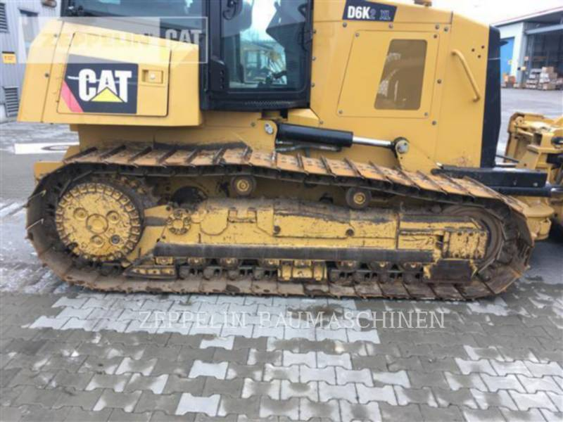 CATERPILLAR CIĄGNIKI GĄSIENICOWE D6KXLP equipment  photo 6