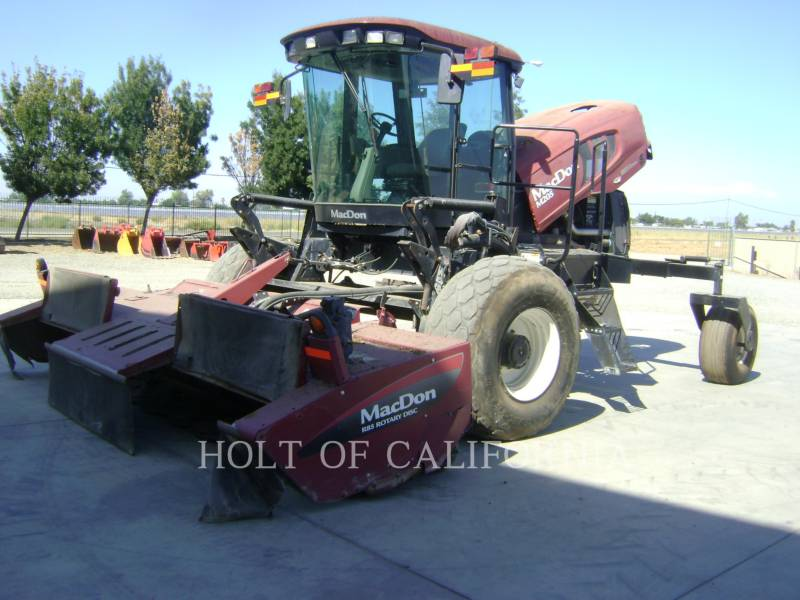 MACDON ANDAINEURS AG M205  GMH1099 equipment  photo 1