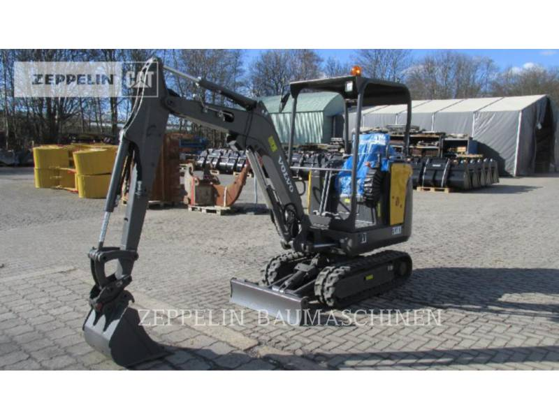 VOLVO CONSTRUCTION EQUIPMENT TRACK EXCAVATORS EC20 equipment  photo 1