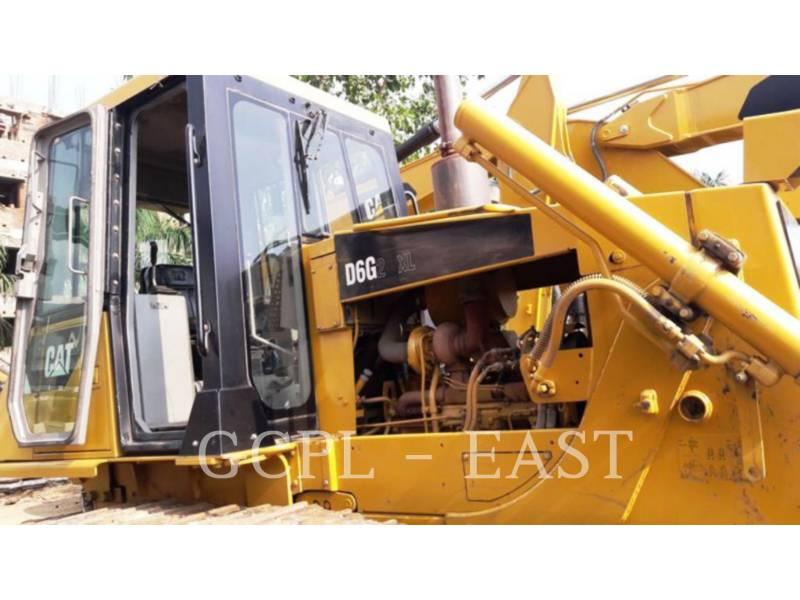 CATERPILLAR TRACK TYPE TRACTORS D6G equipment  photo 6