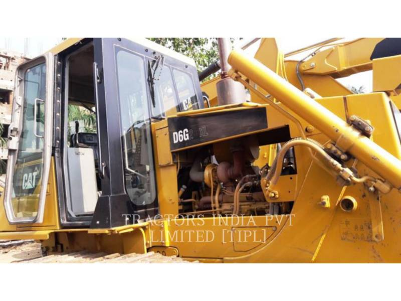 CATERPILLAR MINING TRACK TYPE TRACTOR D6G equipment  photo 6