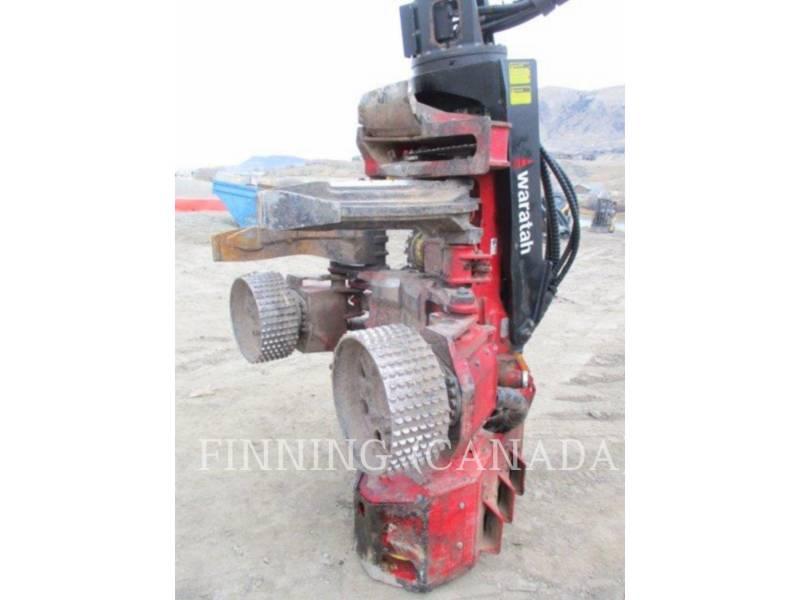 CATERPILLAR FORESTRY - PROCESSOR 320DFMHW equipment  photo 5