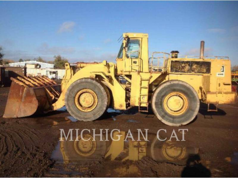 CATERPILLAR WHEEL LOADERS/INTEGRATED TOOLCARRIERS 988 equipment  photo 11