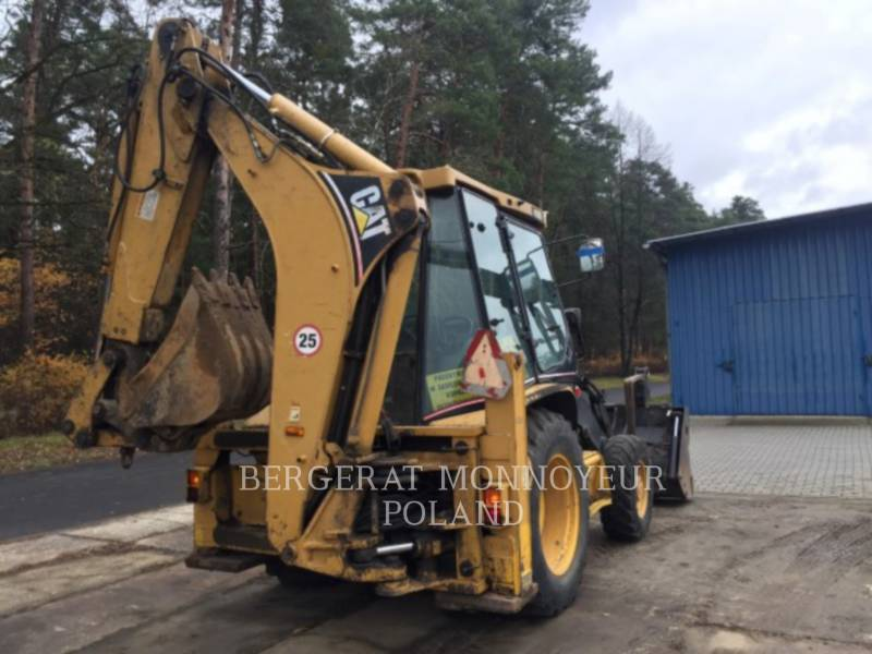 CATERPILLAR RETROEXCAVADORAS CARGADORAS 432D equipment  photo 5