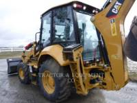 CATERPILLAR BAGGERLADER 420F2IT equipment  photo 5
