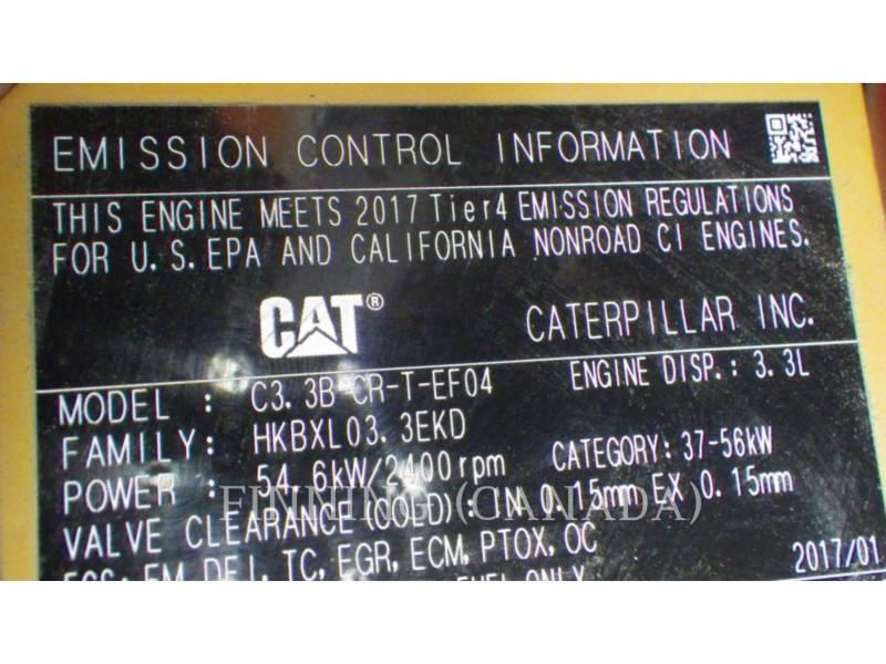 CATERPILLAR CARGADORES DE RUEDAS 908M equipment  photo 6