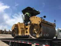 CATERPILLAR TAMBOR DOBLE VIBRATORIO ASFALTO CB64 R9 equipment  photo 7