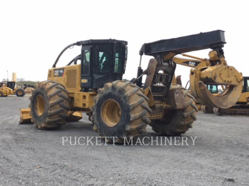 CATERPILLAR FORSTWIRTSCHAFT - HOLZRÜCKER 545D equipment  photo 3