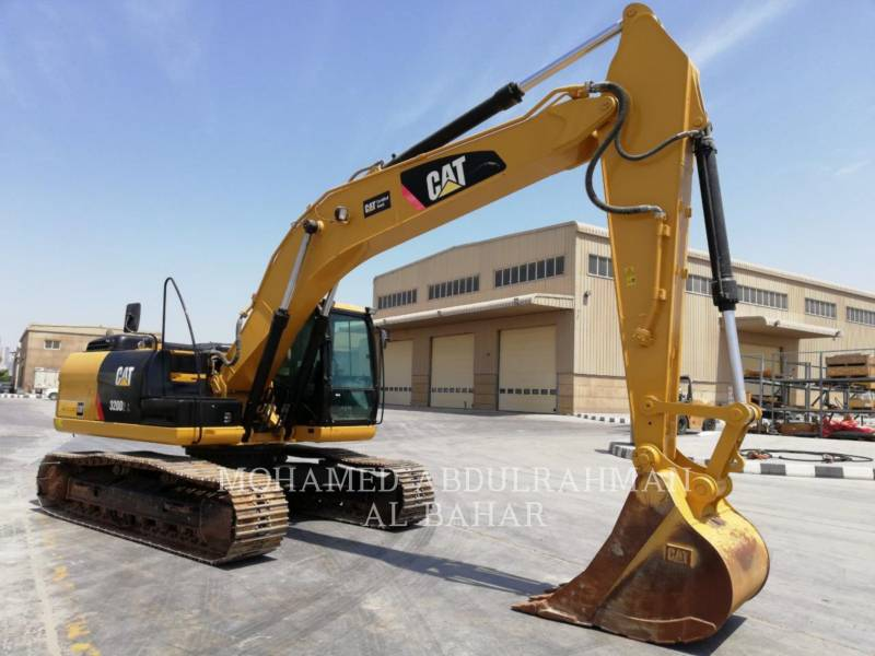 CATERPILLAR KETTEN-HYDRAULIKBAGGER 320 D L2 REACH equipment  photo 7