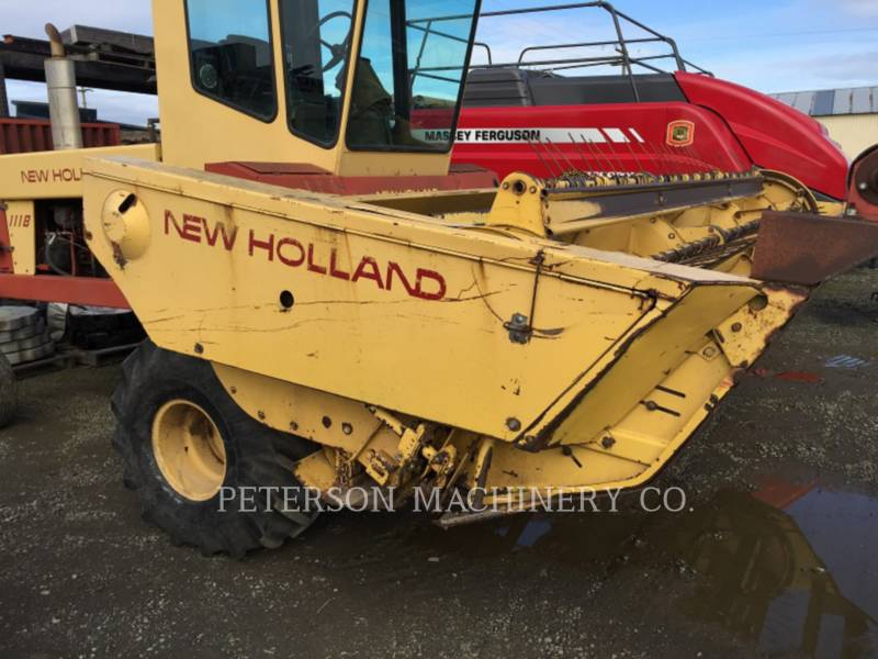 NEW HOLLAND LTD. AG HAY EQUIPMENT NH1118 equipment  photo 19