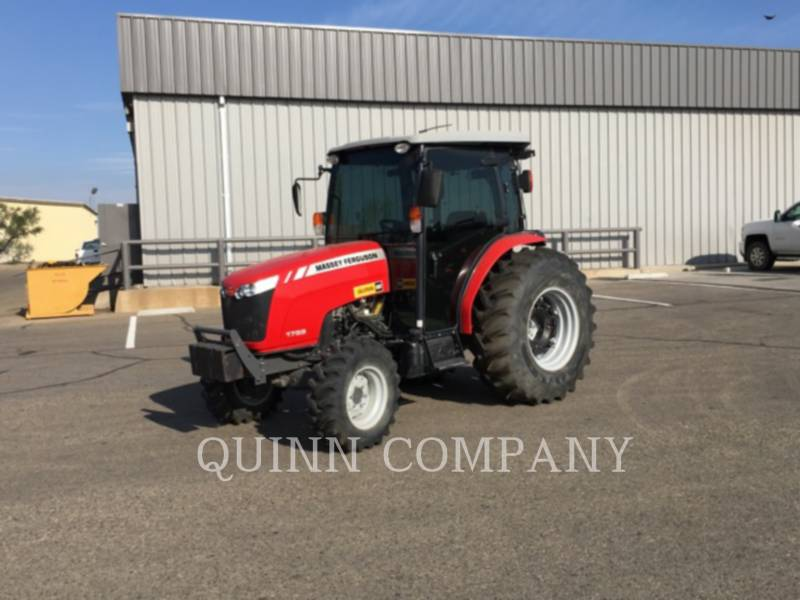 MASSEY FERGUSON AG TRACTORS 1759 equipment  photo 1