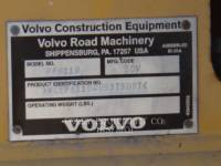 VOLVO CONSTRUCTION EQUIPMENT PAVIMENTADORA DE ASFALTO PF6110 equipment  photo 4