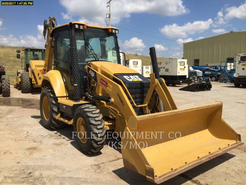 CATERPILLAR RETROEXCAVADORAS CARGADORAS 416F2 equipment  photo 2
