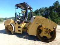 CATERPILLAR COMPACTEURS TANDEMS VIBRANTS CB54 equipment  photo 2