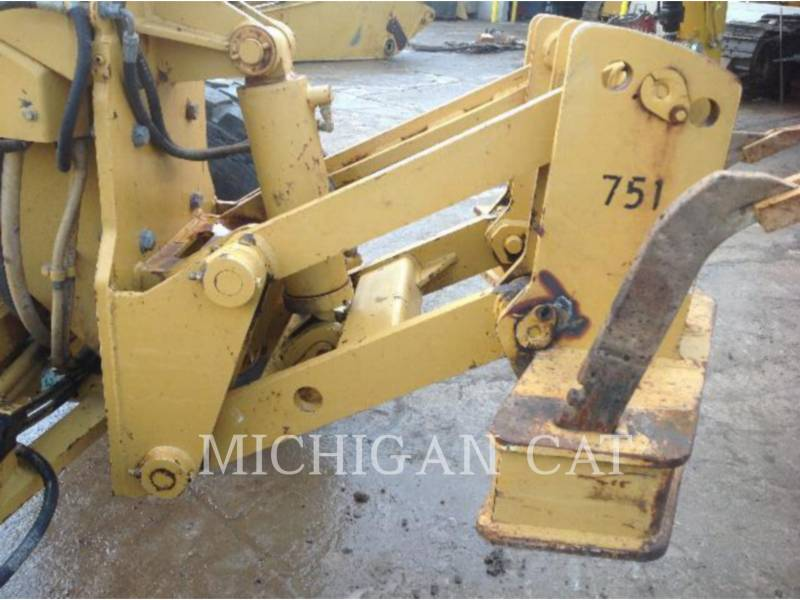 CATERPILLAR MOTORGRADER 163H equipment  photo 12