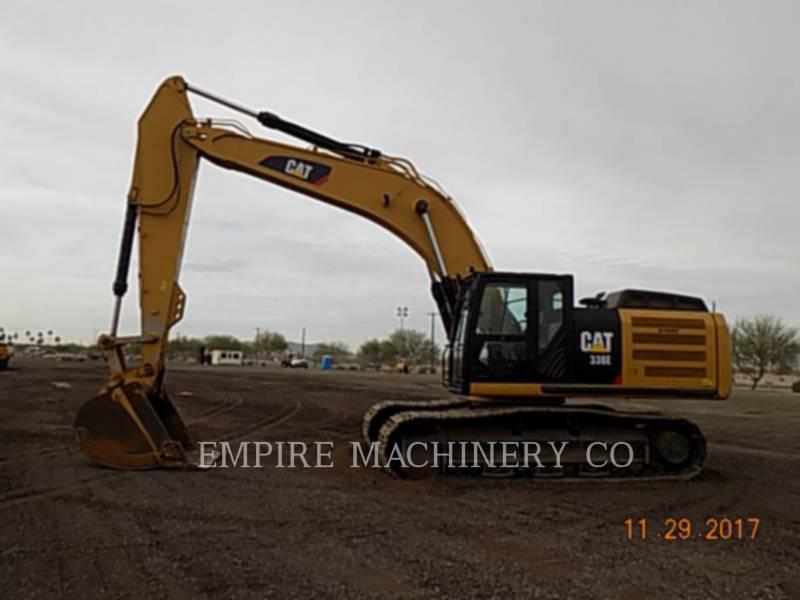 CATERPILLAR トラック油圧ショベル 336EL equipment  photo 13