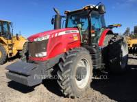 Equipment photo AGCO-MASSEY FERGUSON MF8660 TRACTORES AGRÍCOLAS 1