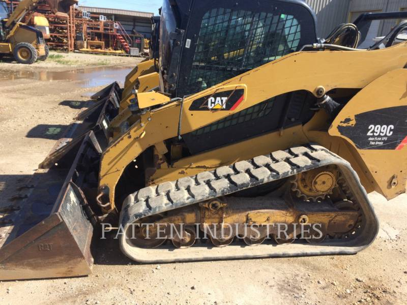 CATERPILLAR AUTRES 299C 2AIHX equipment  photo 2