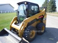 Equipment photo CATERPILLAR 242D MINICARGADORAS 1