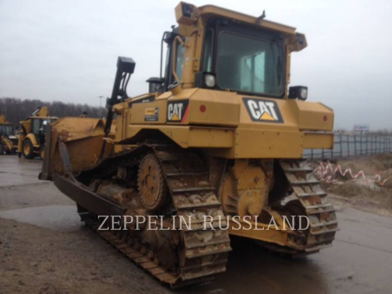 CATERPILLAR TRACK TYPE TRACTORS D 6 R XL equipment  photo 4