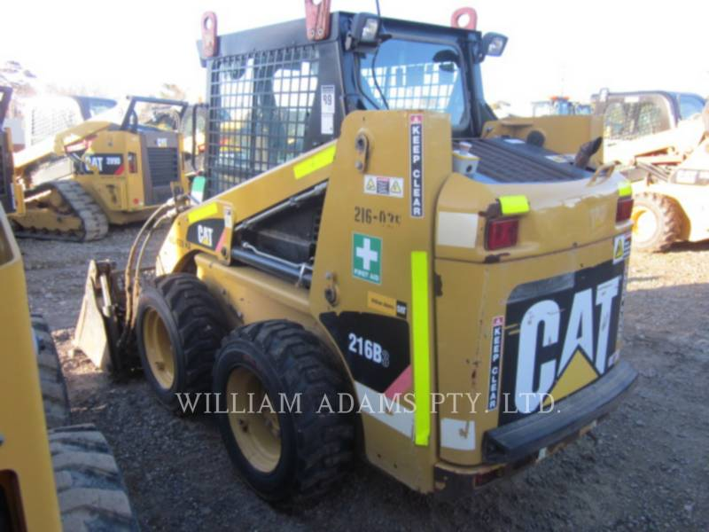 CATERPILLAR SKID STEER LOADERS 216B3 equipment  photo 4