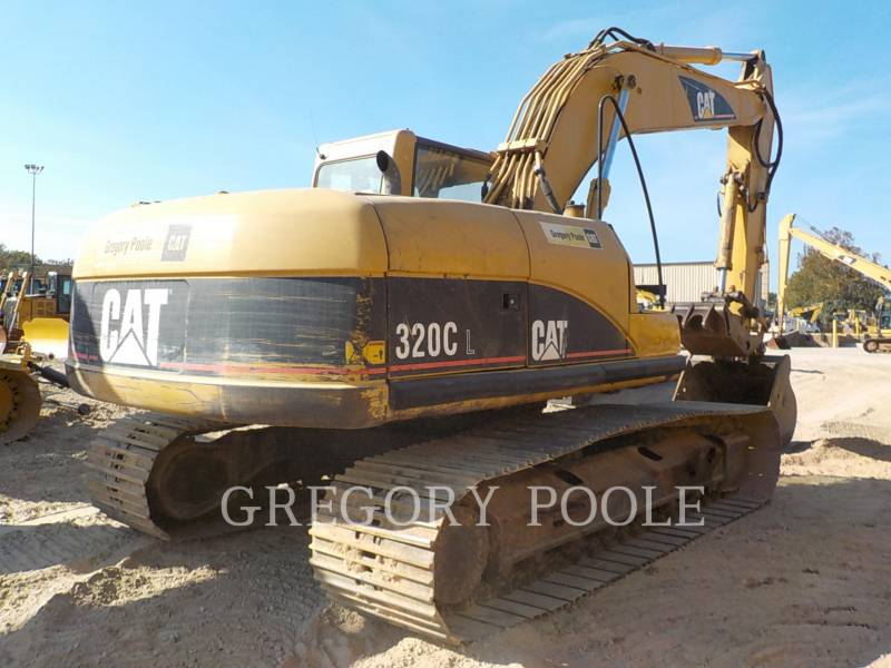 CATERPILLAR TRACK EXCAVATORS 320C L equipment  photo 10