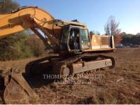 Equipment photo LIEBHERR R 974 B LITRONIC HD PELLES SUR CHAINES 1