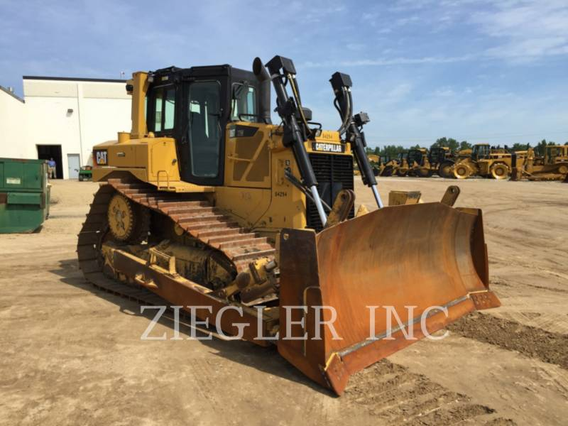 CATERPILLAR TRACTORES DE CADENAS D6TXWA equipment  photo 1