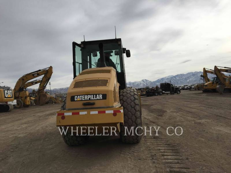 CATERPILLAR COMBINATION ROLLERS CS74 equipment  photo 6