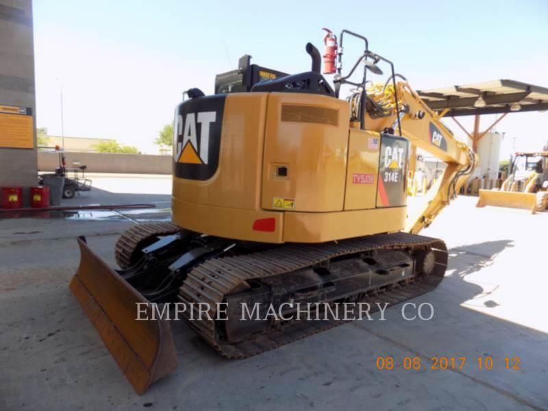 Caterpillar EXCAVATOARE PE ŞENILE 314E LCR P equipment  photo 2