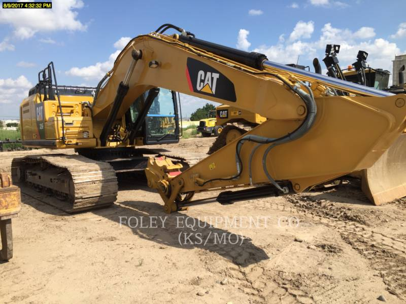 CATERPILLAR PELLES SUR CHAINES 329FL10 equipment  photo 2