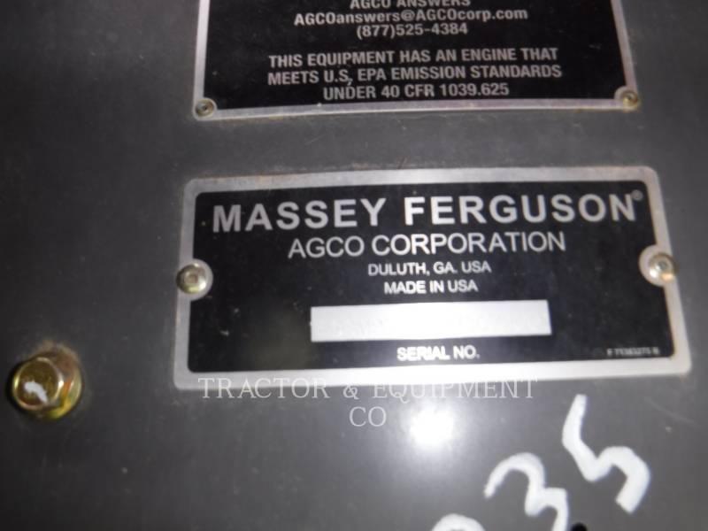MASSEY FERGUSON COMBINAZIONI 9795 equipment  photo 2
