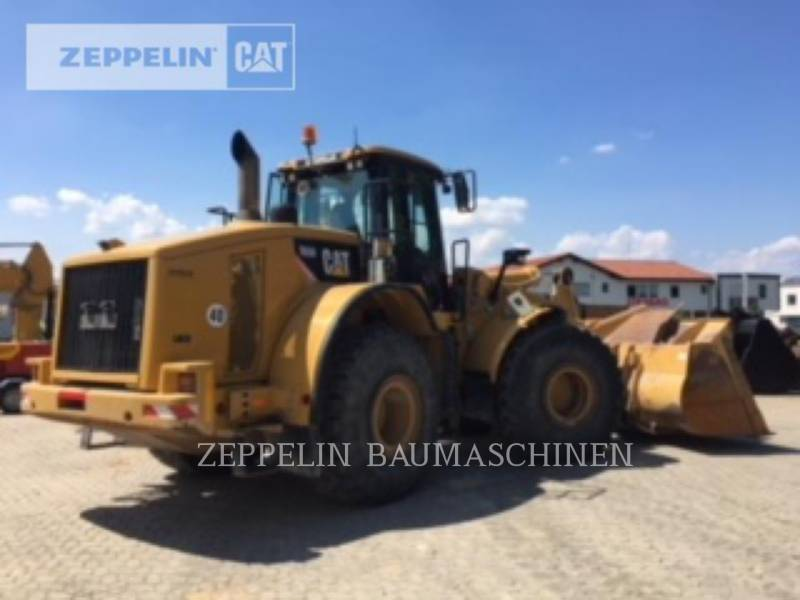 CATERPILLAR RADLADER/INDUSTRIE-RADLADER 966H equipment  photo 10