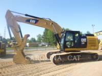 Equipment photo CATERPILLAR 329FL TH EXCAVADORAS DE CADENAS 1