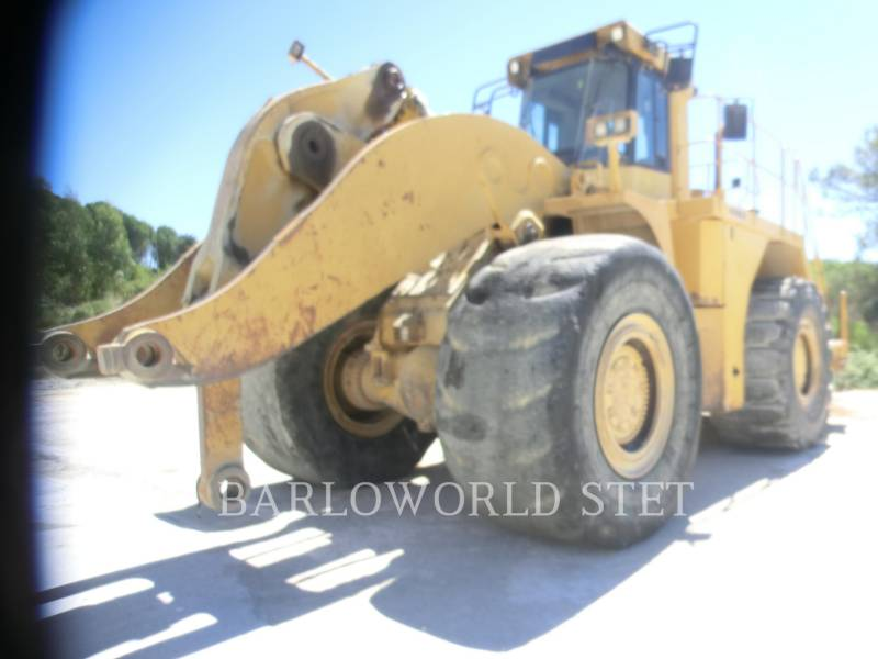 CATERPILLAR CARGADORES DE RUEDAS 990 equipment  photo 2