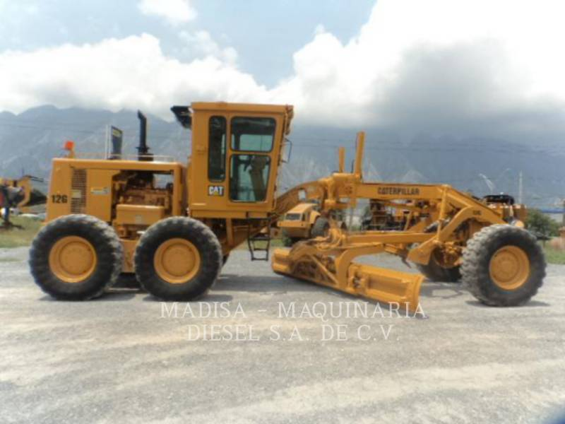 CATERPILLAR MOTONIVELADORAS 12G equipment  photo 5