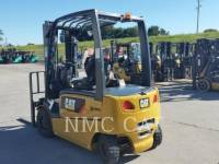 Equipment photo CATERPILLAR LIFT TRUCKS EP6000 GABELSTAPLER 1