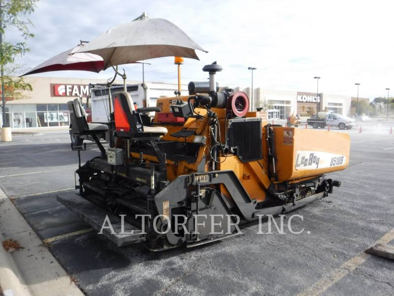 LEE-BOY ASPHALTPRODUKTION 8510B equipment  photo 3