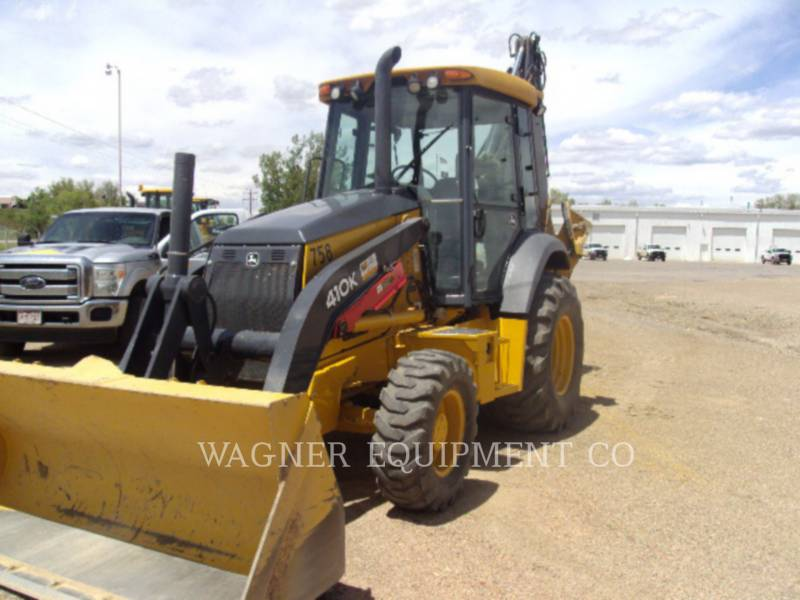 DEERE & CO. BACKHOE LOADERS 410K 4WDE equipment  photo 4