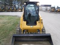 CATERPILLAR KOMPAKTLADER 259D H2CB equipment  photo 8